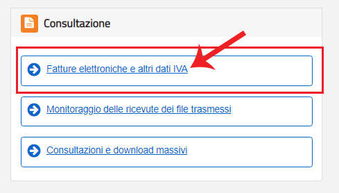 Come consultare le fatture elettroniche sul sito dell'Agenzia delle Entrate